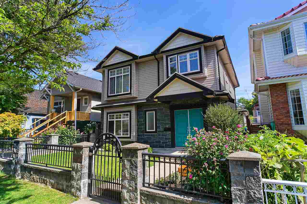 Inactive: 5310 Windsor Street, Vancouver, BC