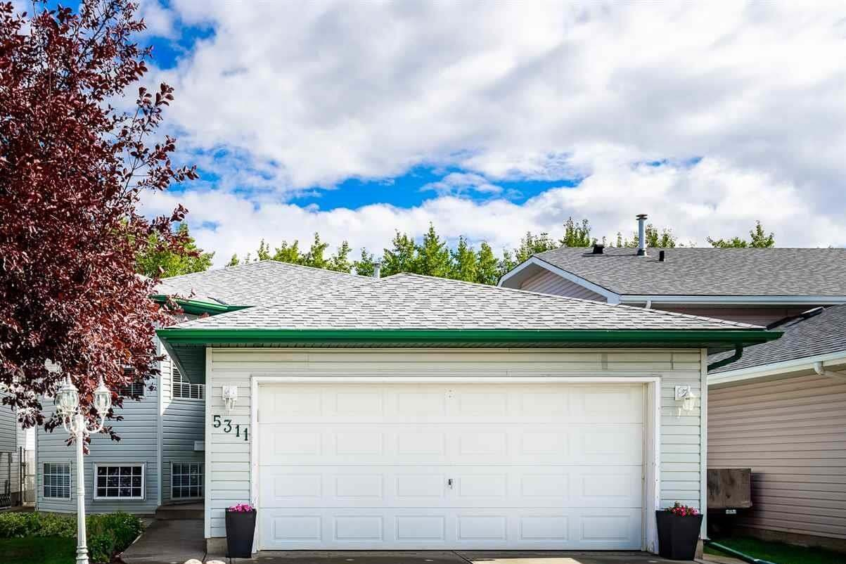 House for sale at 5311 138a Av NW Edmonton Alberta - MLS: E4213749
