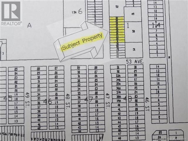 Residential property for sale at 5311 47 St Camrose Alberta - MLS: ca0181021