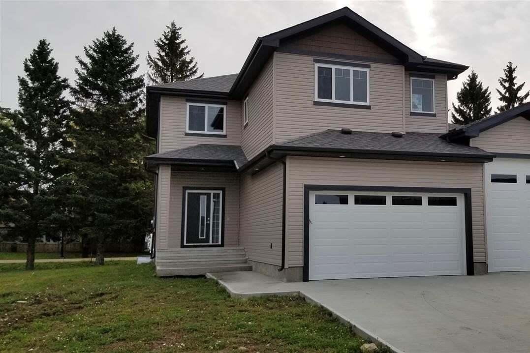 House for sale at 5311 Bon Acres Cr Bon Accord Alberta - MLS: E4196925