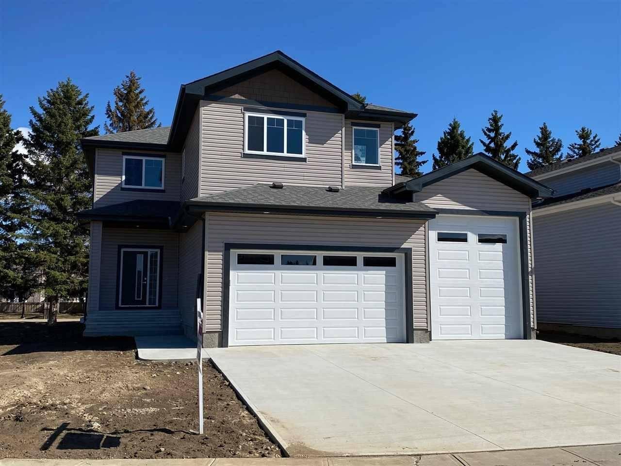 House for sale at 5311 Bon Acres Cres Bon Accord Alberta - MLS: E4186260