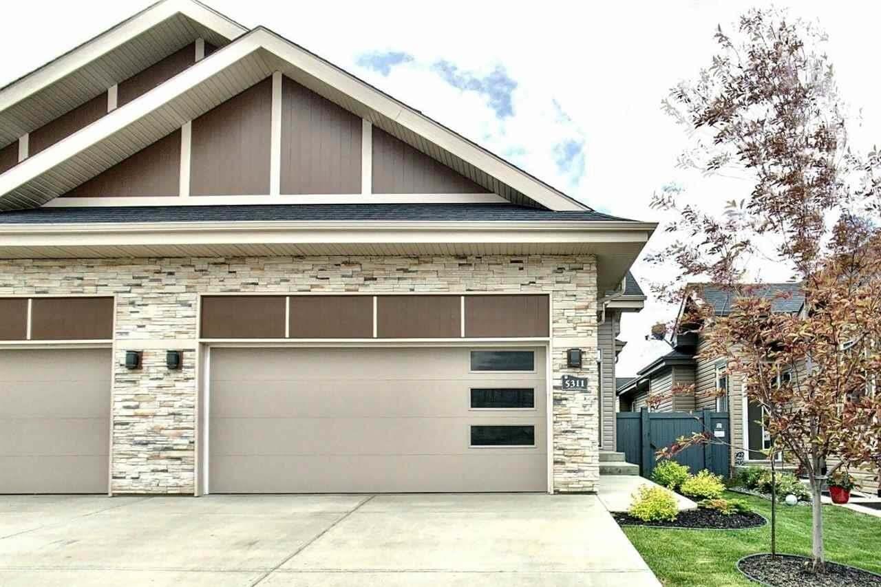Townhouse for sale at 5311 Godson Pt NW Edmonton Alberta - MLS: E4204170