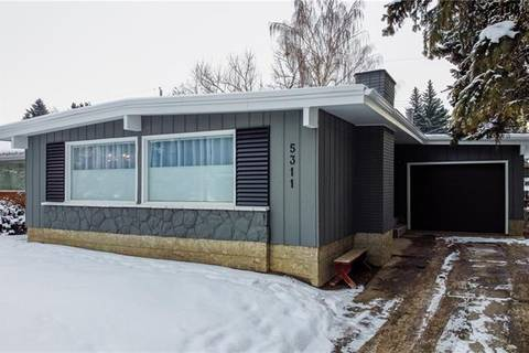House for sale at 5311 Lakeview Dr Southwest Calgary Alberta - MLS: C4279019