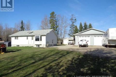 House for sale at 53118 Range Rd Edson Rural Alberta - MLS: 48458
