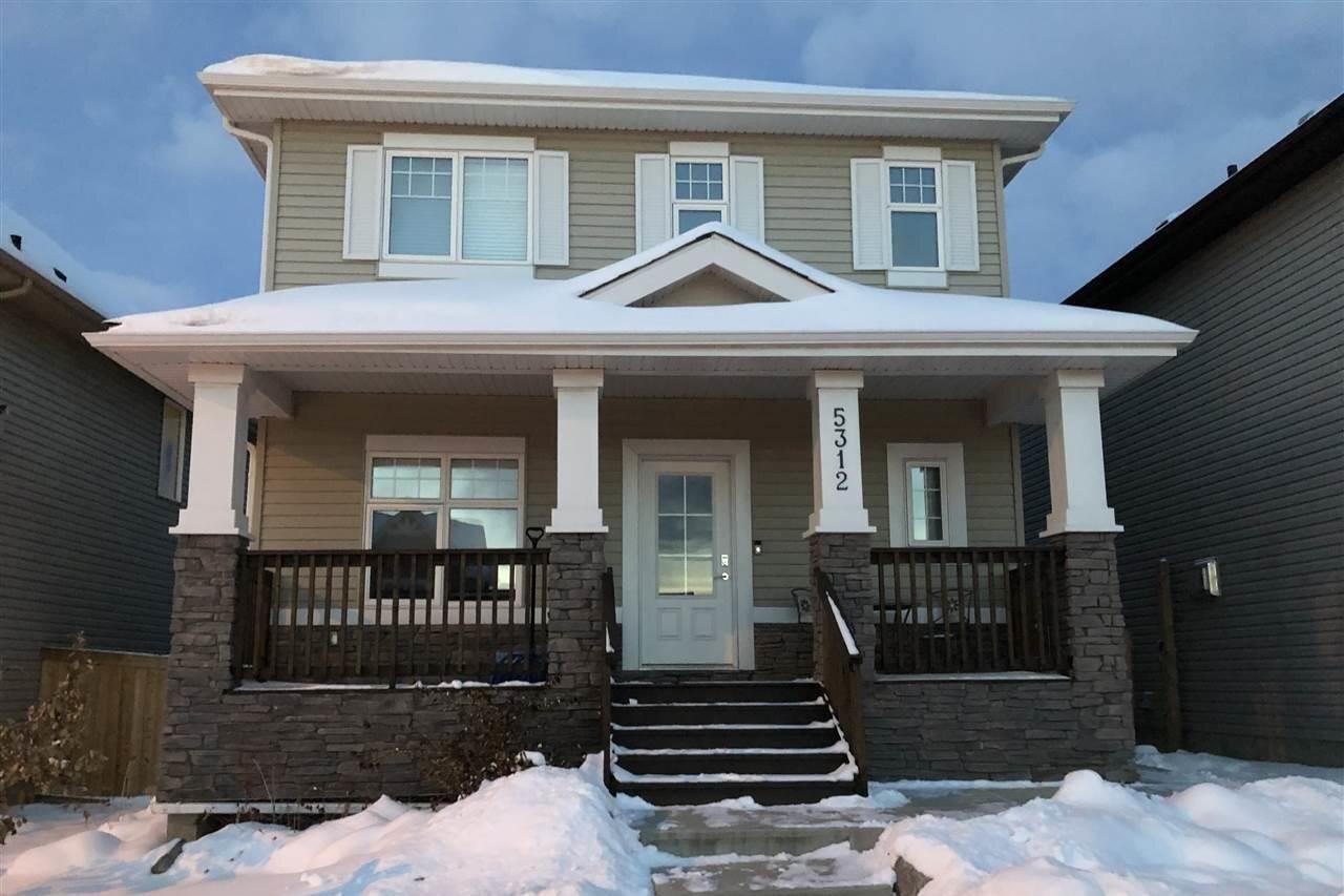 House for sale at 5312 3 Av SW Edmonton Alberta - MLS: E4217425