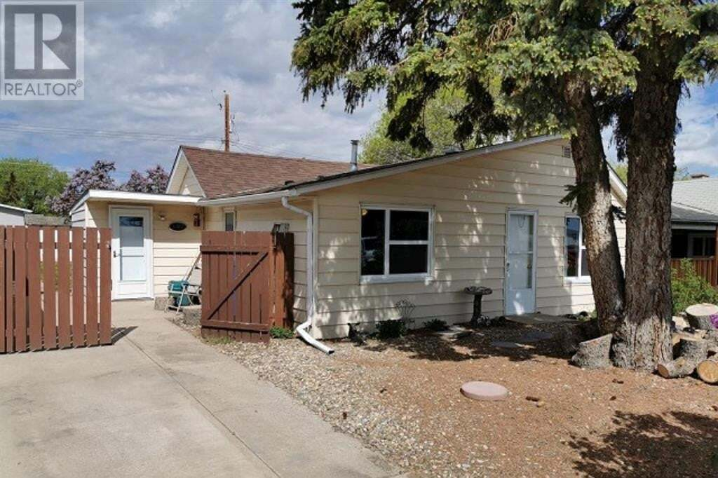House for sale at 5312 57 St Taber Alberta - MLS: A1002434