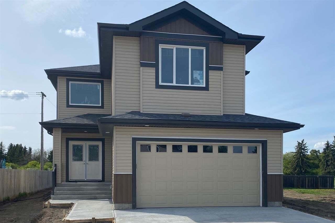 House for sale at 5312 Bon Acres Cr Bon Accord Alberta - MLS: E4196933