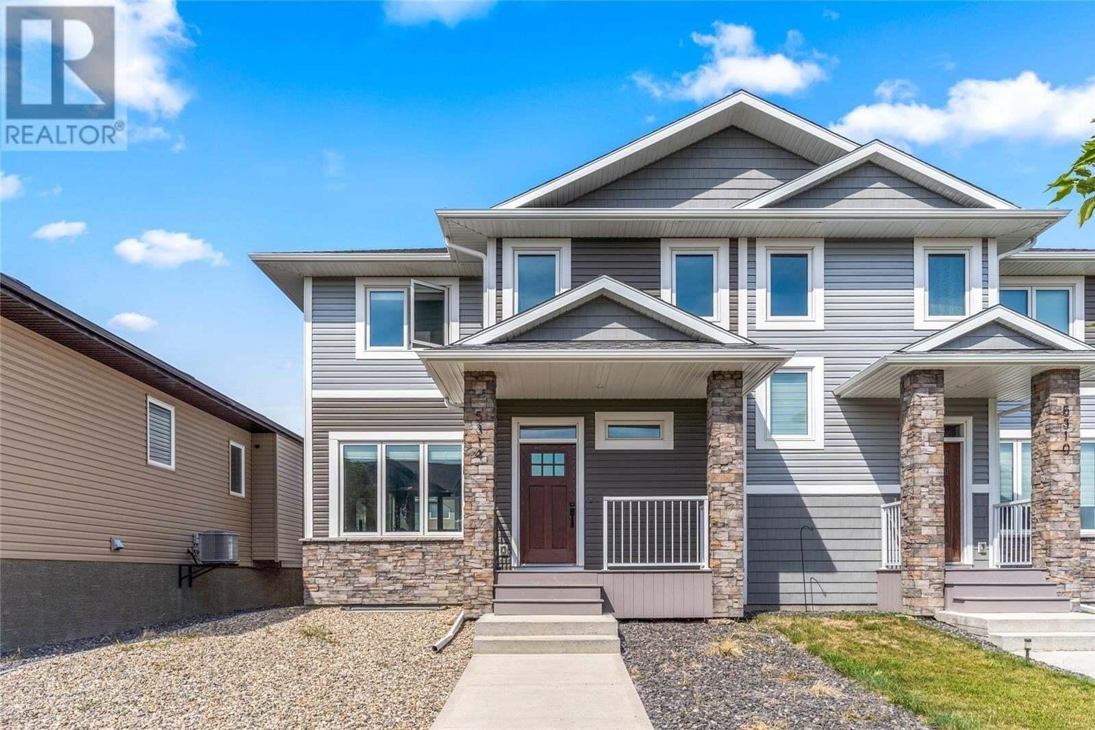 House for sale at 5314 Mcclelland Dr Regina Saskatchewan - MLS: SK823457