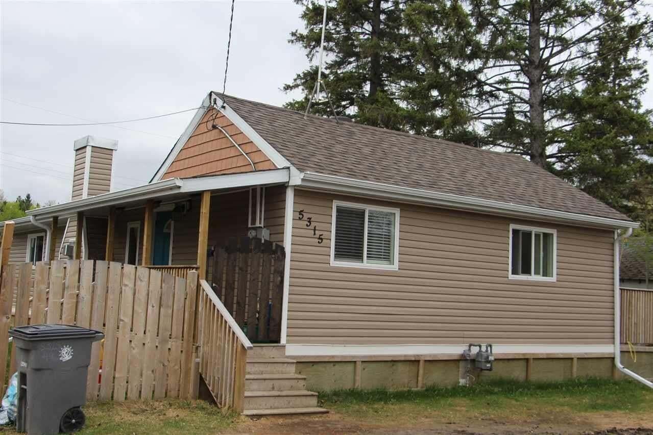 House for sale at 5315 49 Av Rural Lac Ste. Anne County Alberta - MLS: E4197729