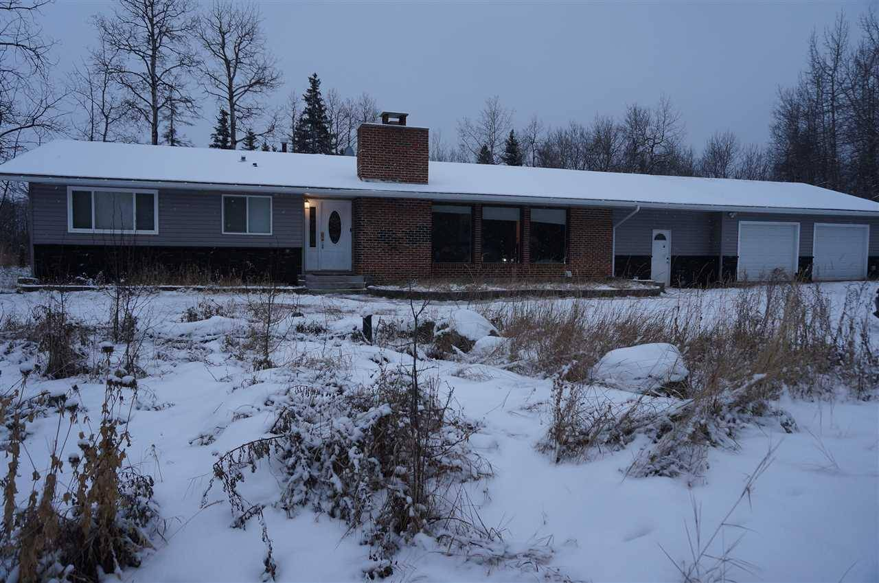 House for sale at 53155 Rge Rd Rural Strathcona County Alberta - MLS: E4183617