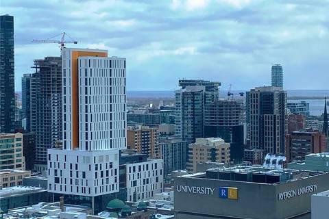 Apartment for rent at 386 Yonge St Unit 5316 Toronto Ontario - MLS: C4724485