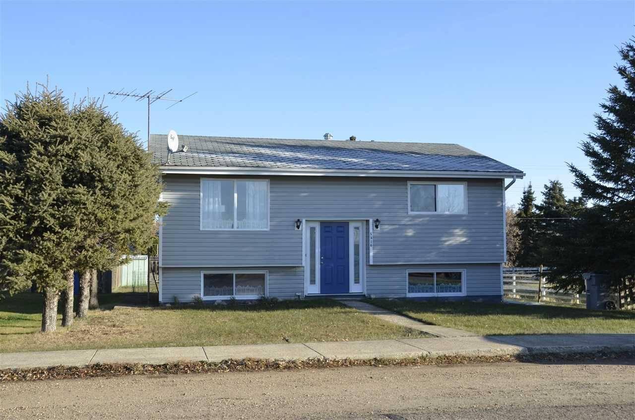 House for sale at 5316 50 Ave Mundare Alberta - MLS: E4178863