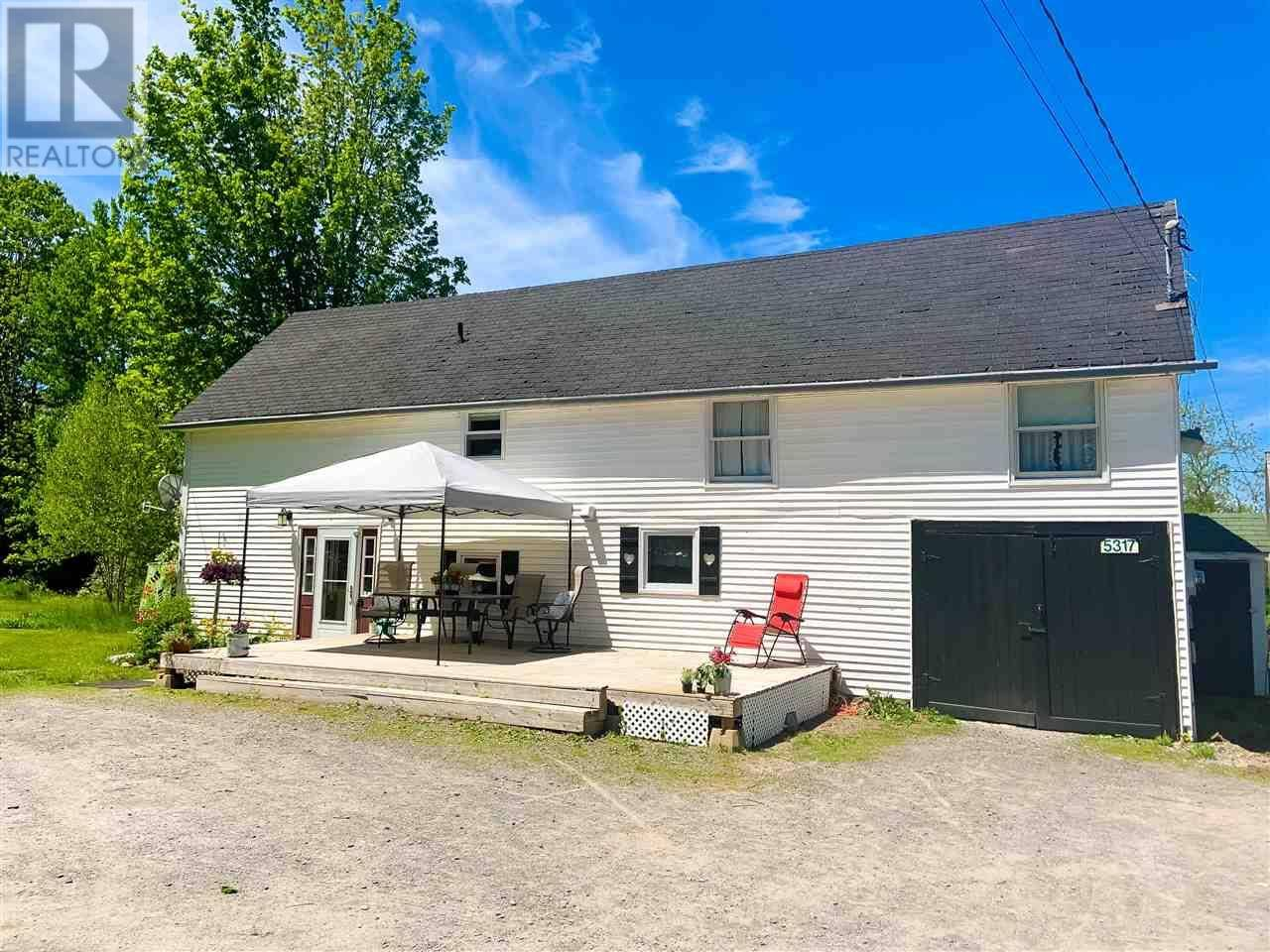 House for sale at 5317 1 Hy Waterville Nova Scotia - MLS: 201923354
