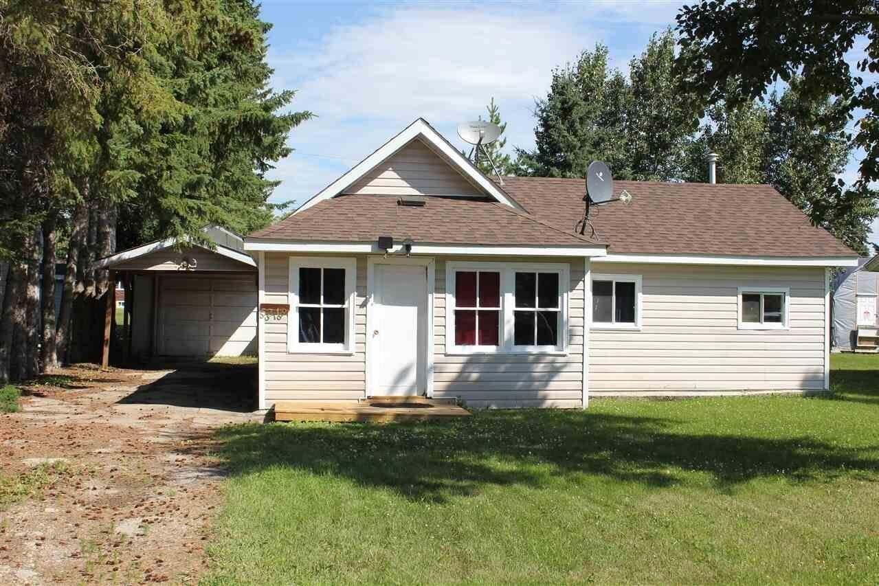 House for sale at 5318 48 Av Elk Point Alberta - MLS: E4208318