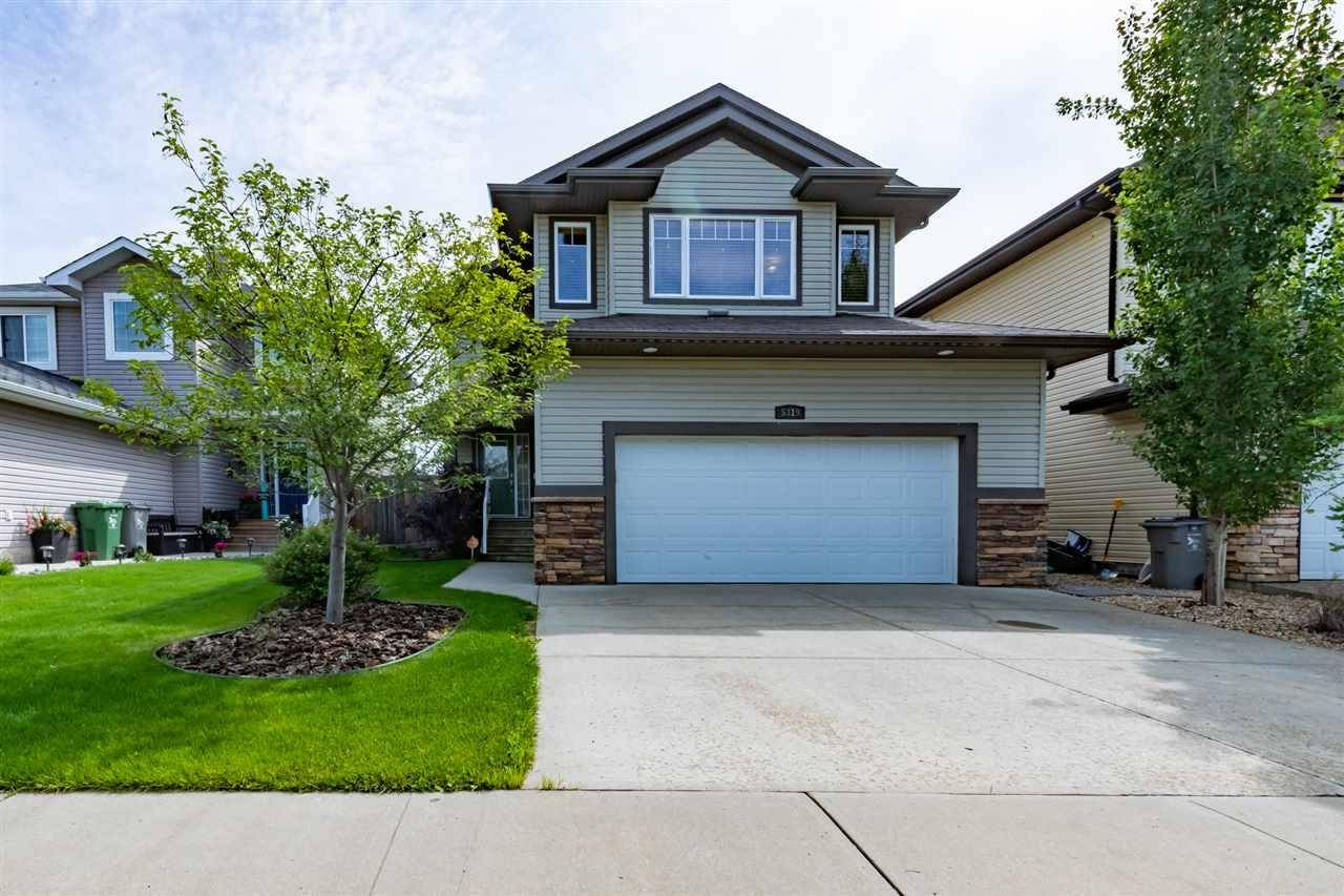House for sale at 5319 61 St Beaumont Alberta - MLS: E4166202