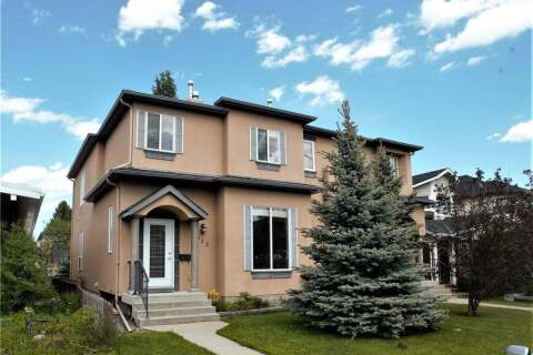Townhouse for sale at 532 22 Ave NW Calgary Alberta - MLS: C4286077