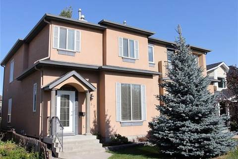 Townhouse for sale at 532 22 Ave Northwest Calgary Alberta - MLS: C4271205