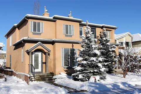 Townhouse for sale at 532 22 Ave Northwest Calgary Alberta - MLS: C4286077