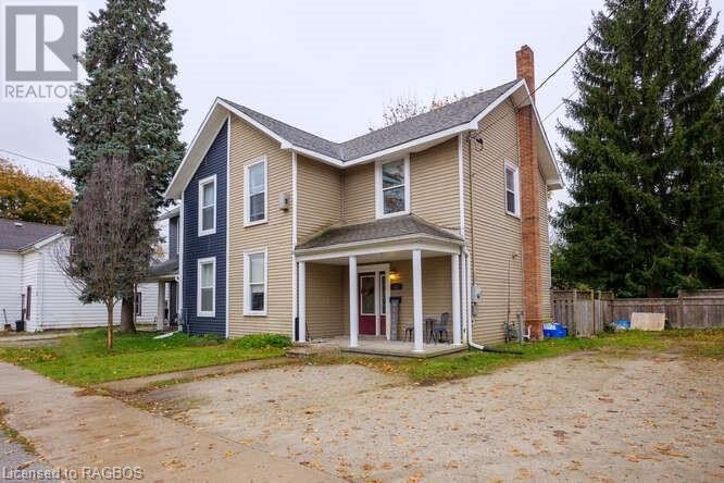 House for sale at 532 2nd Ave East Owen Sound Ontario - MLS: 40038440