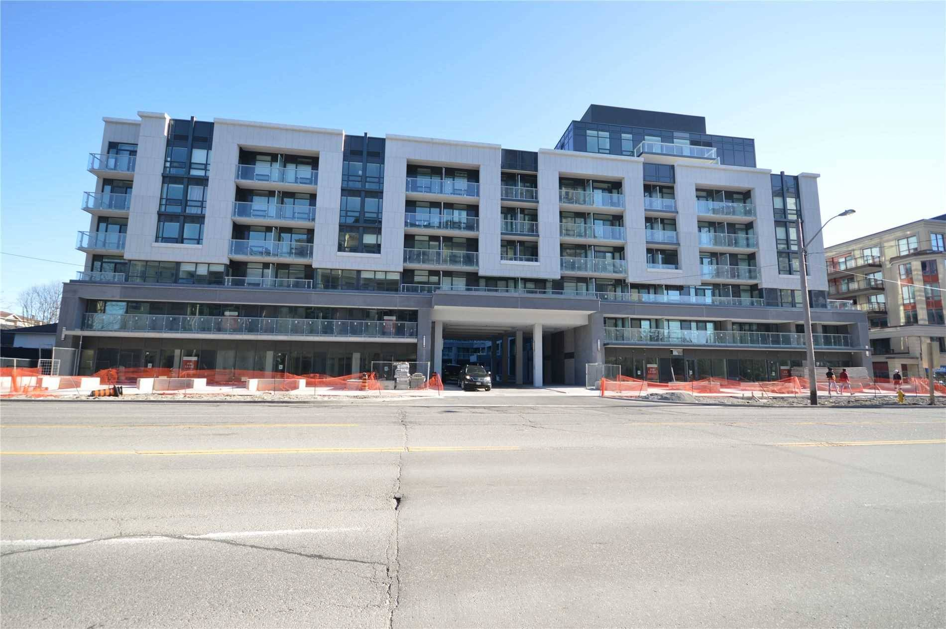 Buliding: 621 Sheppard Avenue East, Toronto, ON