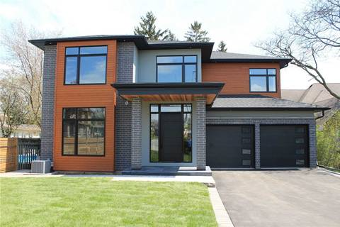 House for sale at 532 Brookside Dr Oakville Ontario - MLS: W4505249