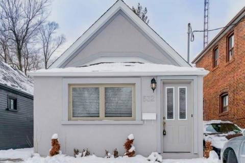 House for sale at 532 Jane St Toronto Ontario - MLS: W4707038