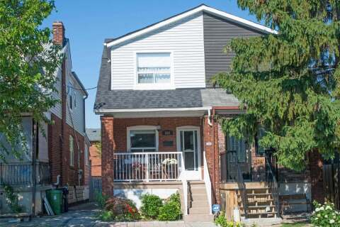 Townhouse for sale at 532 Lauder Ave Toronto Ontario - MLS: C4813985
