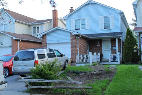 House for sale at 532 Reynolds St Whitby Ontario - MLS: E4458928