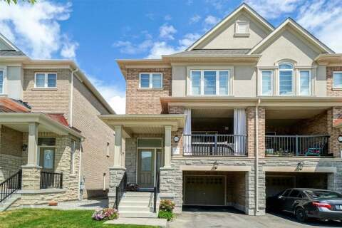 Townhouse for sale at 532 Stream Cres Oakville Ontario - MLS: W4832701