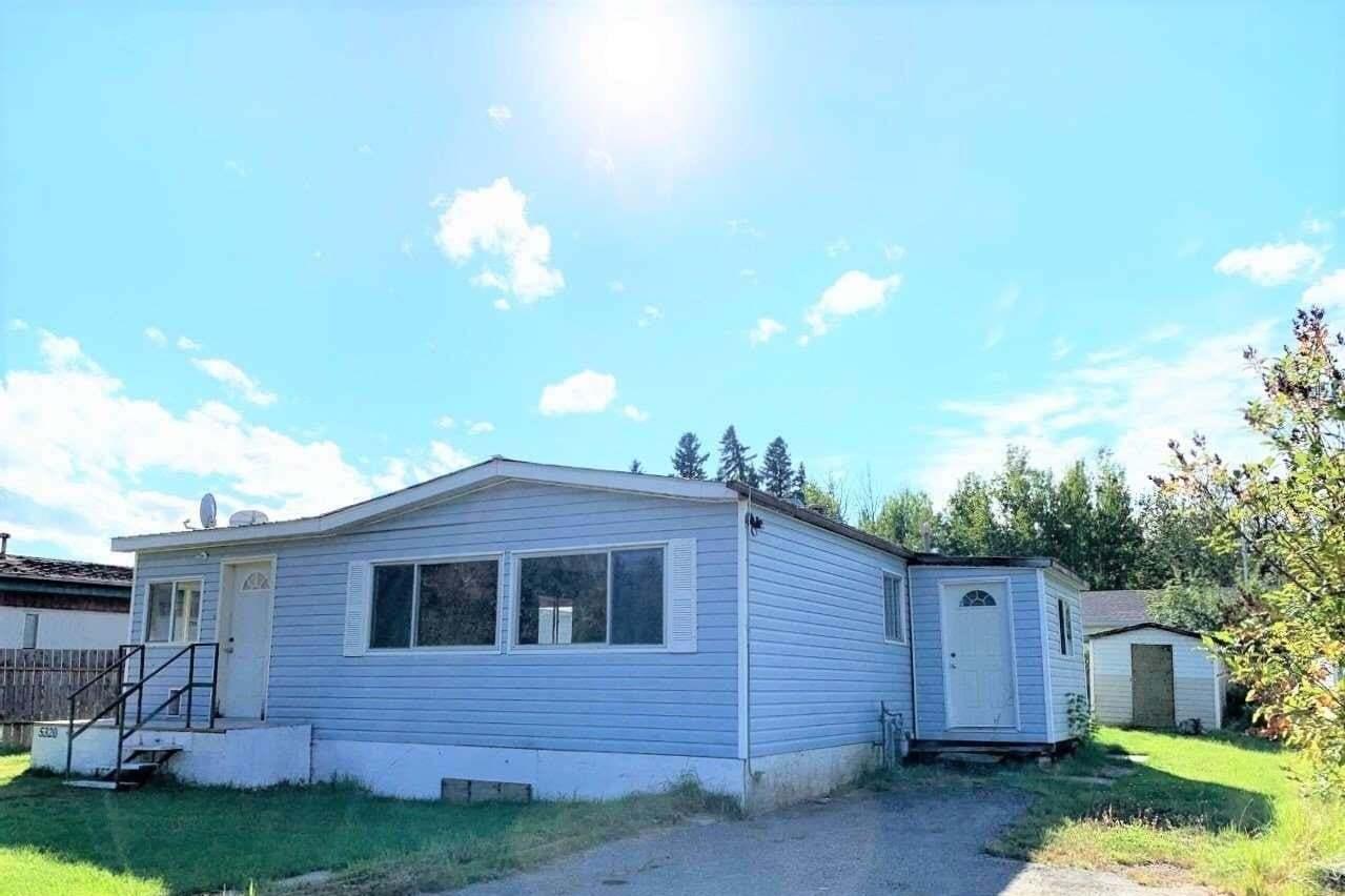Home for sale at 5320 46b St. Evansburg Alberta - MLS: E4212325