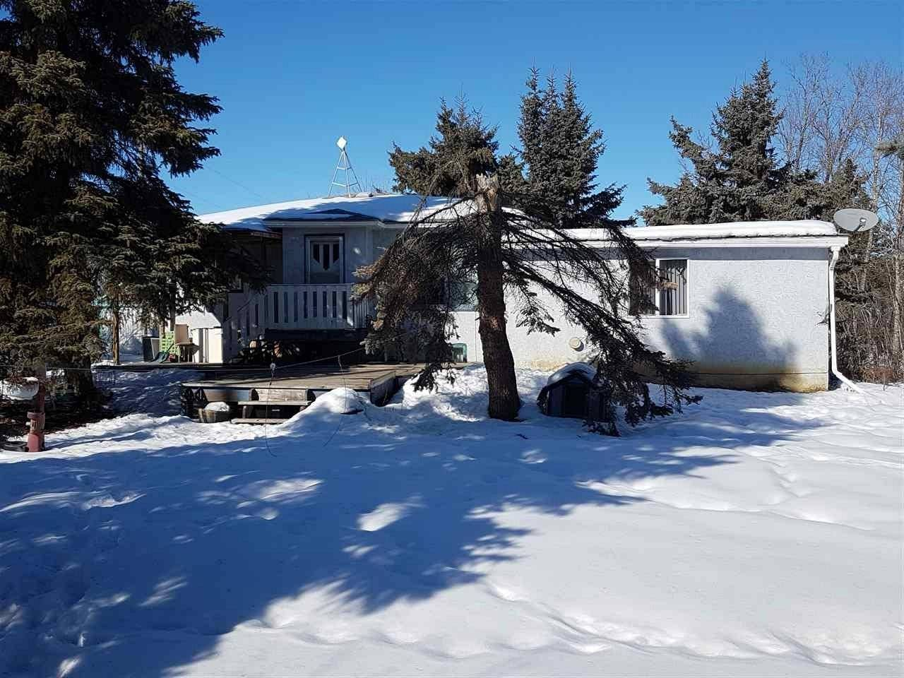 House for sale at 53201 Rge Rd Rural Parkland County Alberta - MLS: E4148788