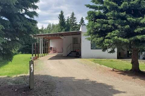 Home for sale at 53209 Range Road 183 Rg Edson Alberta - MLS: A1007185