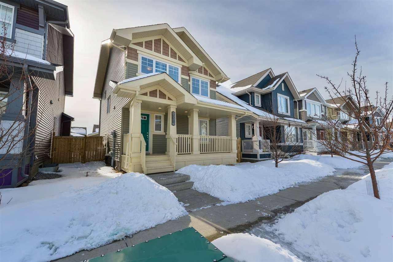 House for sale at 5321 Crabapple Lo  Sw Edmonton Alberta - MLS: E4190148
