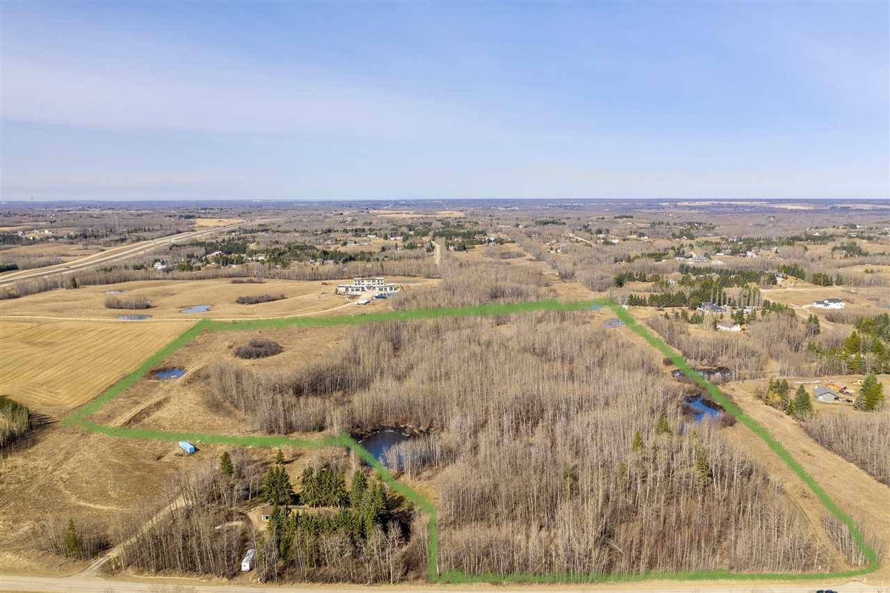Home for sale at 53216 Range Rd Rural Parkland County Alberta - MLS: E4181700