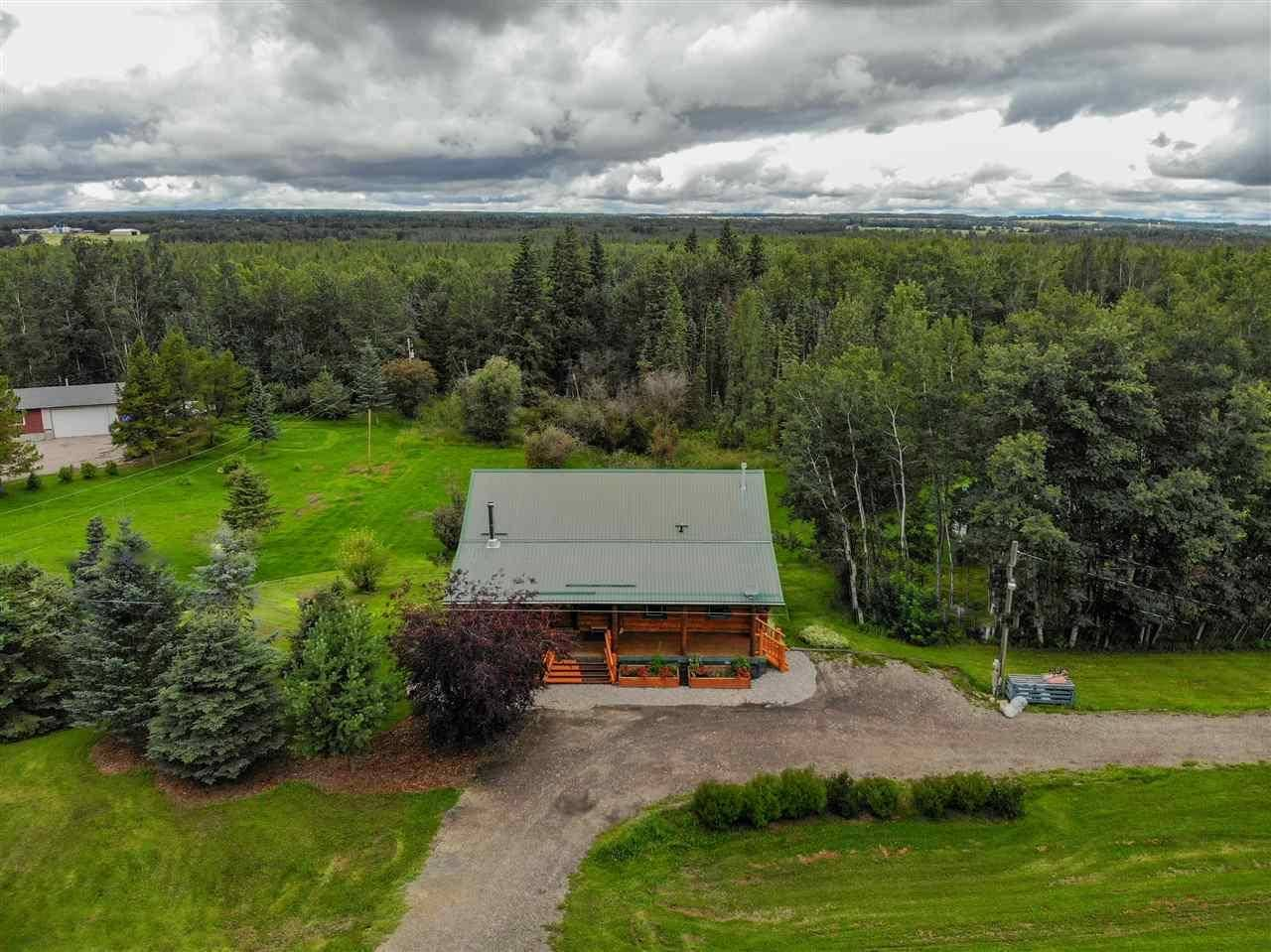 House for sale at 53217 Rge Rd Rural Parkland County Alberta - MLS: E4169392