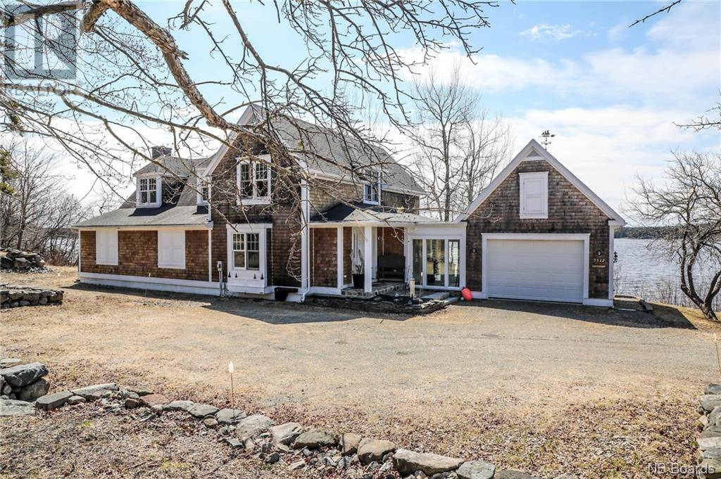 House for sale at 5322 127 Rte Bocabec New Brunswick - MLS: NB028376