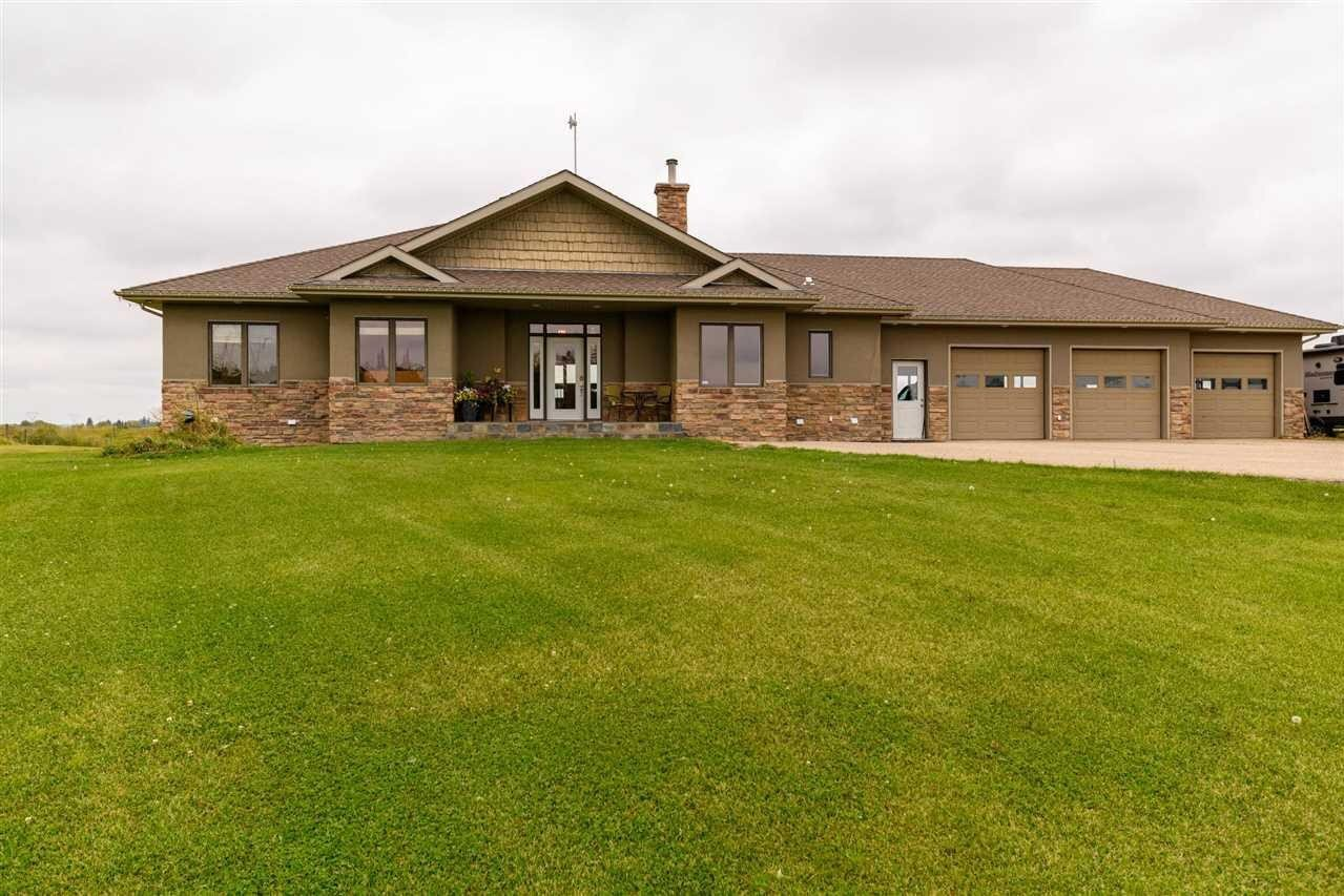 House for sale at 53220 Range Road 271 Rd Rural Parkland County Alberta - MLS: E4214415
