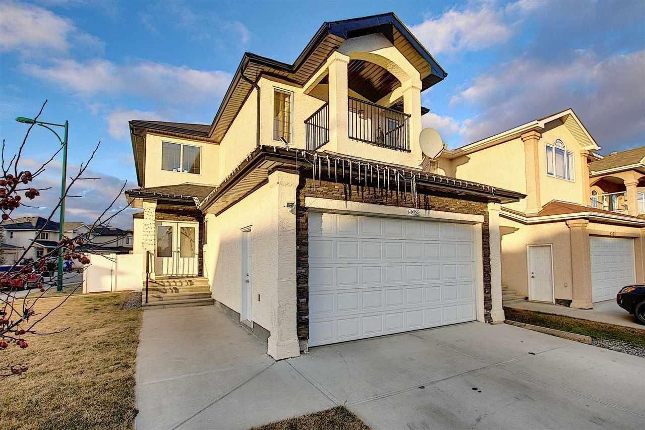 House for sale at 5324 164 Av NW Edmonton Alberta - MLS: E4219536