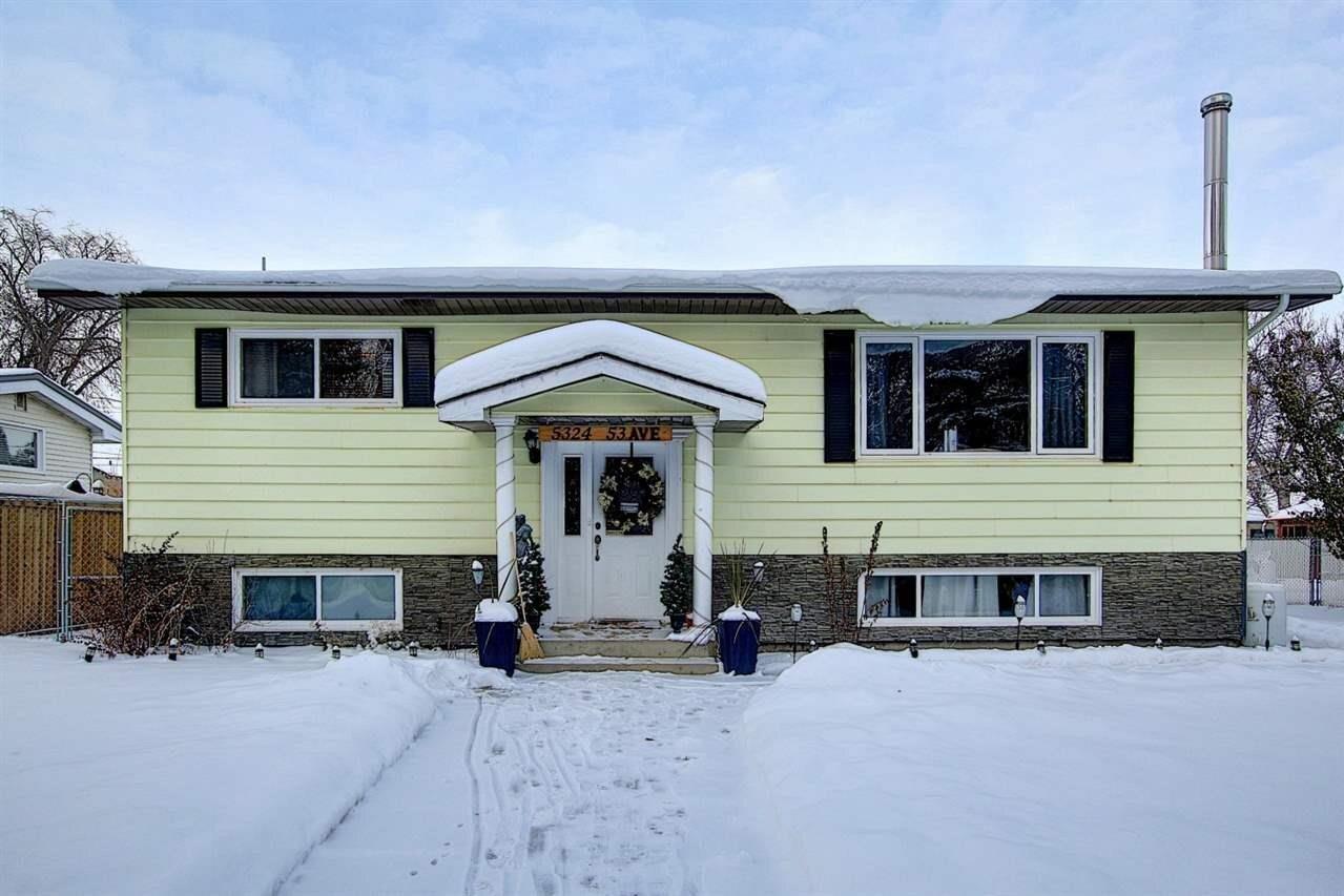 House for sale at 5324 53 Av Redwater Alberta - MLS: E4221586