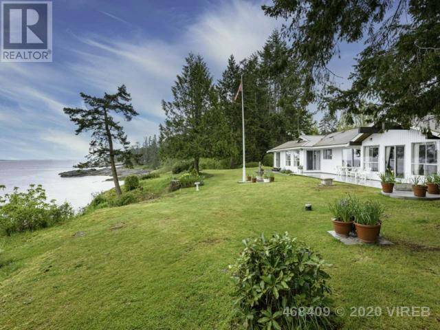 House for sale at 5326 East Rd Denman Island British Columbia - MLS: 468409