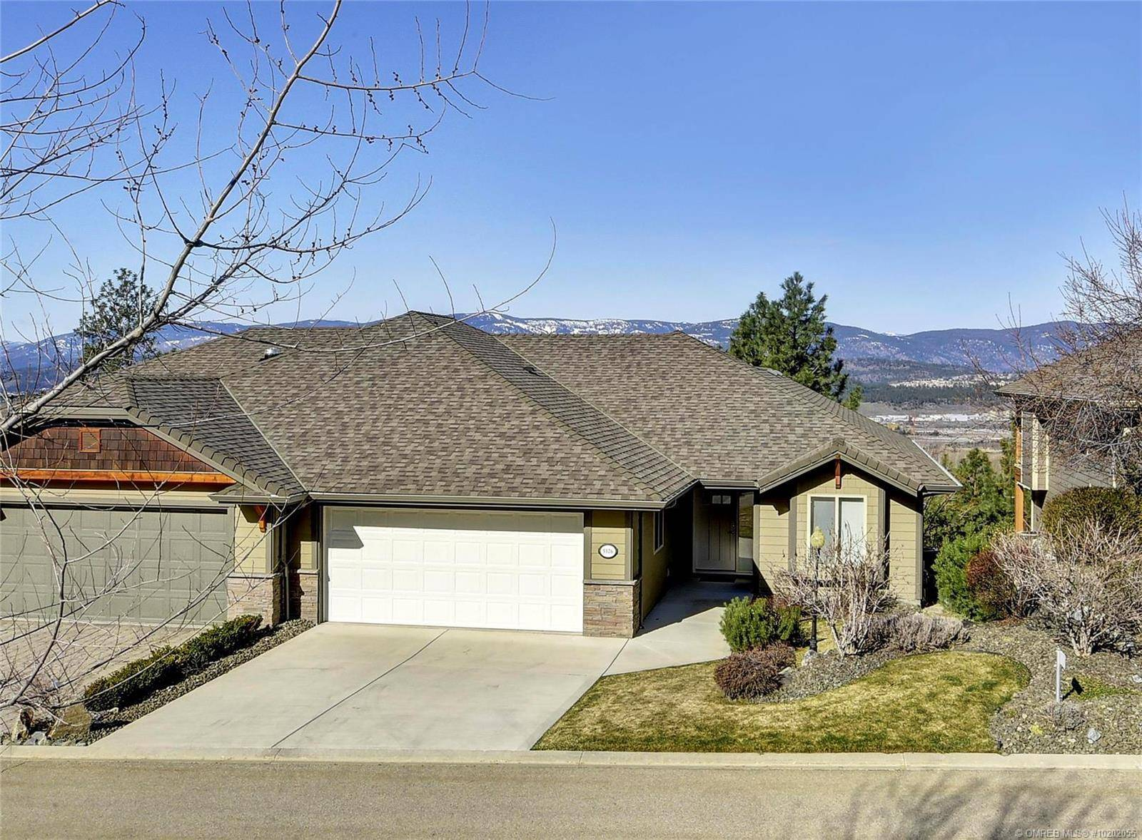 Townhouse for sale at 5326 Trickle Creek Dr Kelowna British Columbia - MLS: 10202055