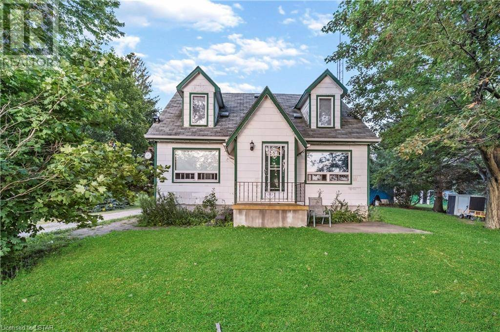 House for sale at 5328 Colonel Talbot Rd London Ontario - MLS: 218603