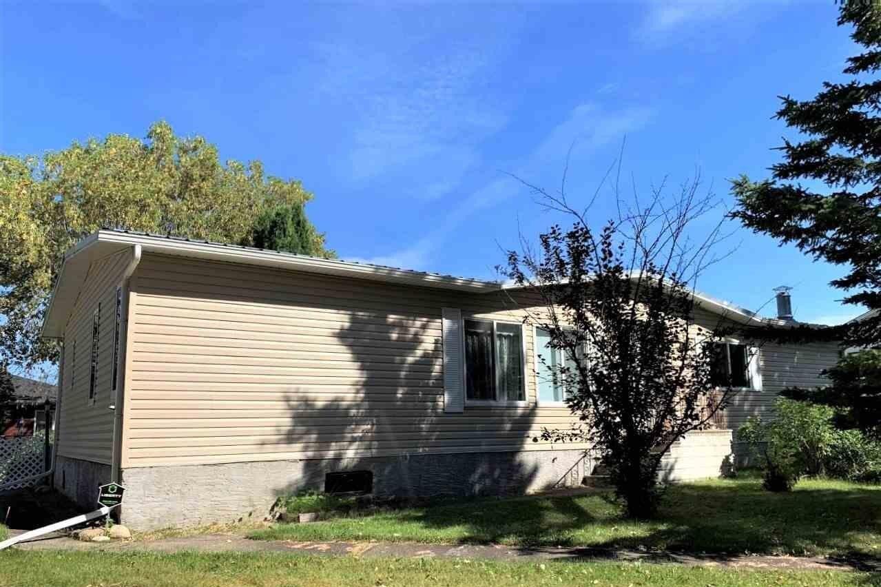 House for sale at 5329 47 St Evansburg Alberta - MLS: E4212707