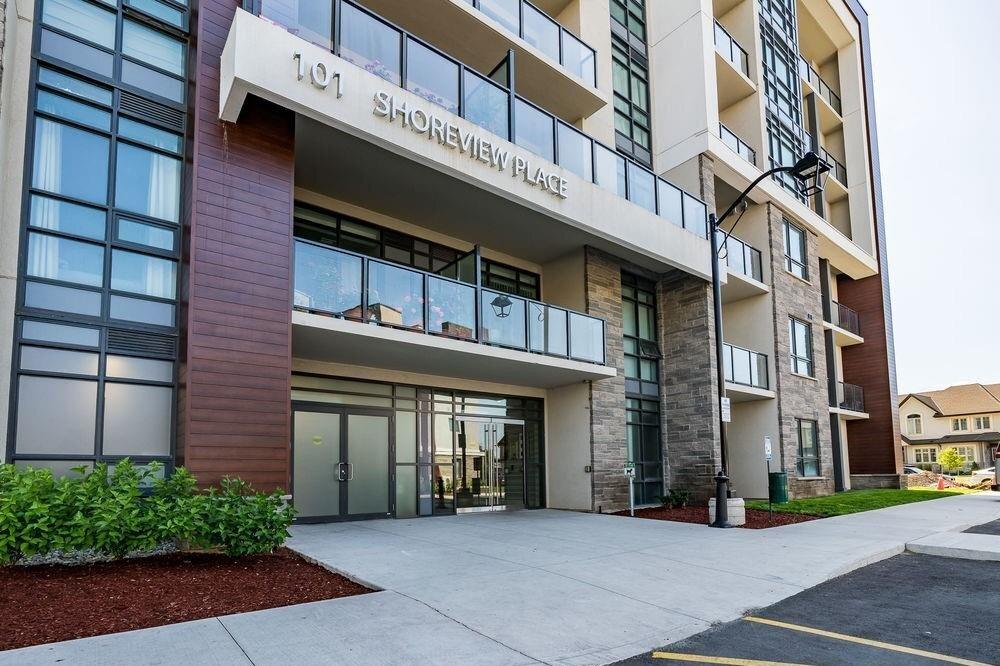 Apartment for rent at 101 Shoreview Pl Unit 533 Hamilton Ontario - MLS: H4091739