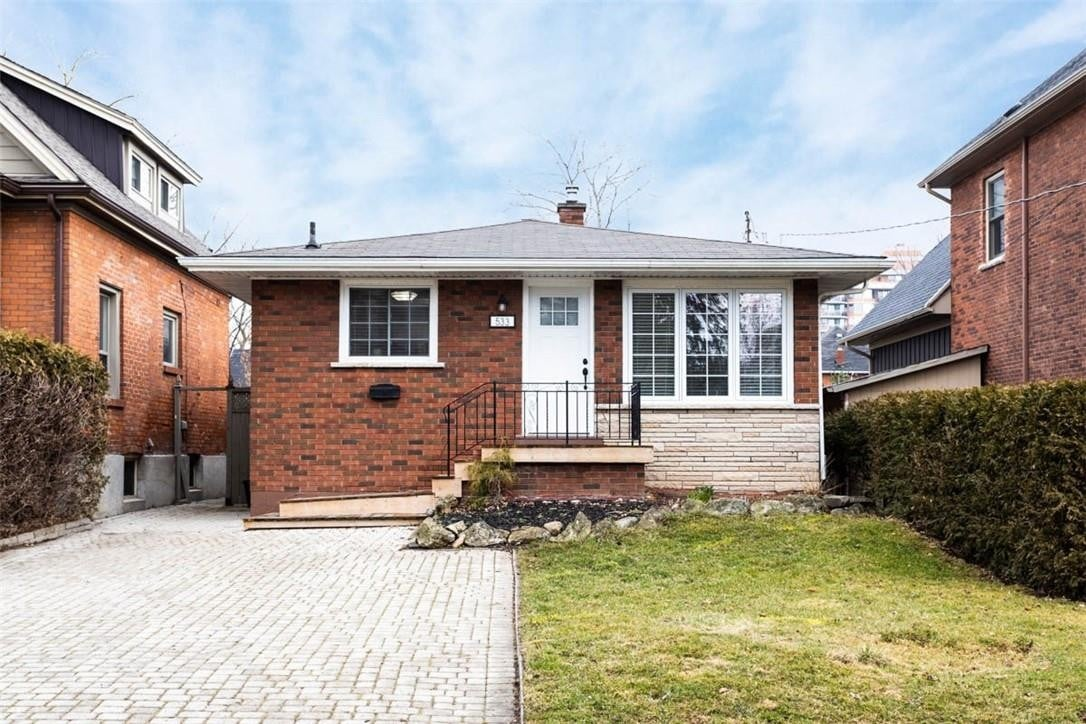 House for rent at 533 Burlington Ave Burlington Ontario - MLS: H4078220