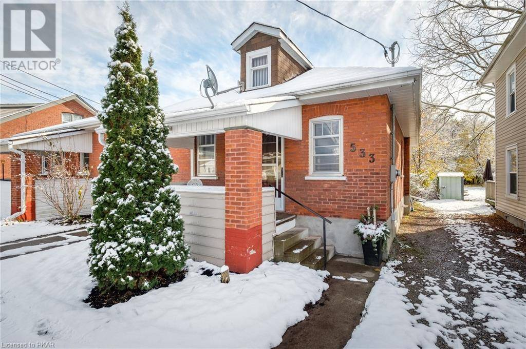 House for sale at 533 Chamberlain St Peterborough Ontario - MLS: 232053