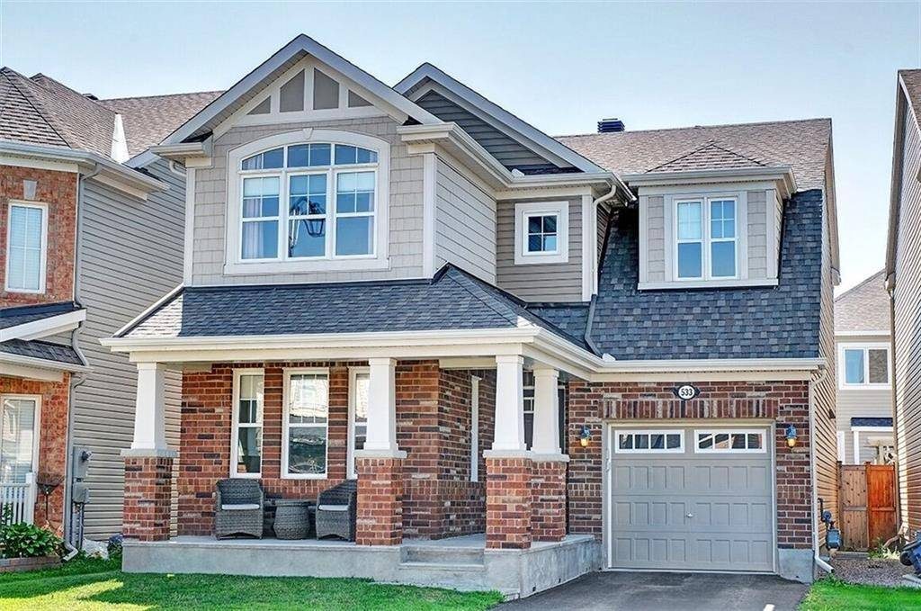 House for sale at 533 Dundonald Dr Ottawa Ontario - MLS: 1164764