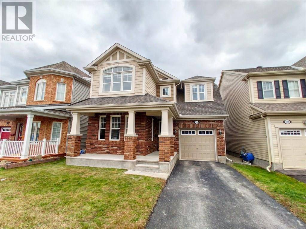 House for rent at 533 Dundonald Dr Ottawa Ontario - MLS: 1176604