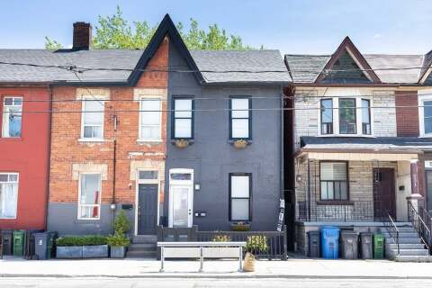 Townhouse for sale at 533 Eastern Ave Toronto Ontario - MLS: E4777590