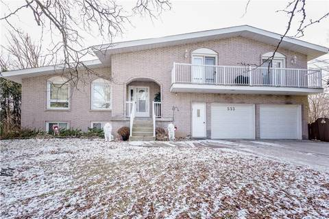 House for sale at 533 Main St West Grimsby Ontario - MLS: 30724035